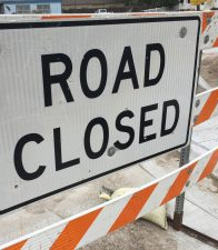 Village Closes 100 Block of East Park Street