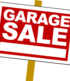 Spring Community Garage Sale Cancelled