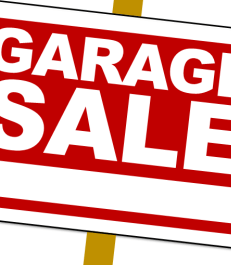 Fall Community Wide Garage Sale on October 12-13