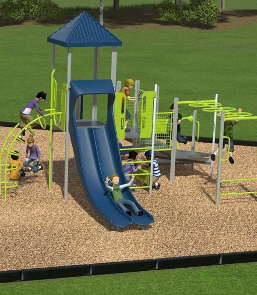 Community Playground Installation to Continue May 18